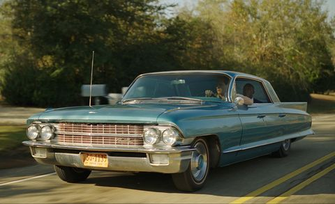 Green Book S Turquoise Star Car