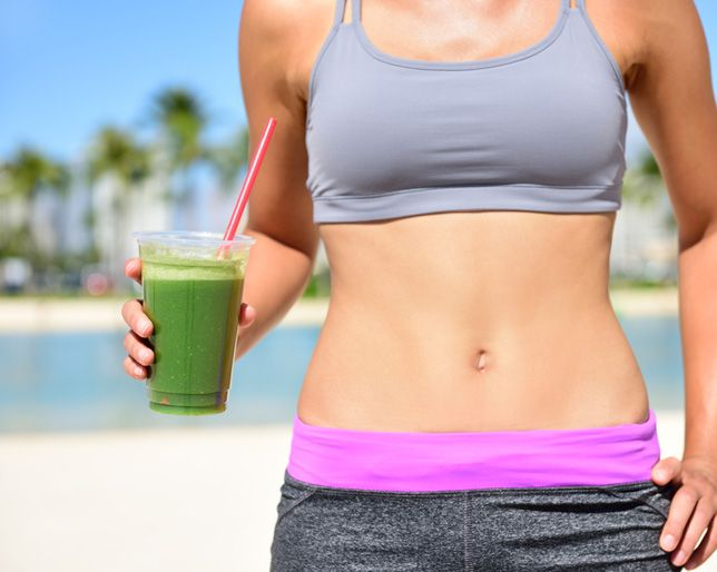 The 5 Healthiest Green Juices You Can Buy, According to a Nutritionist