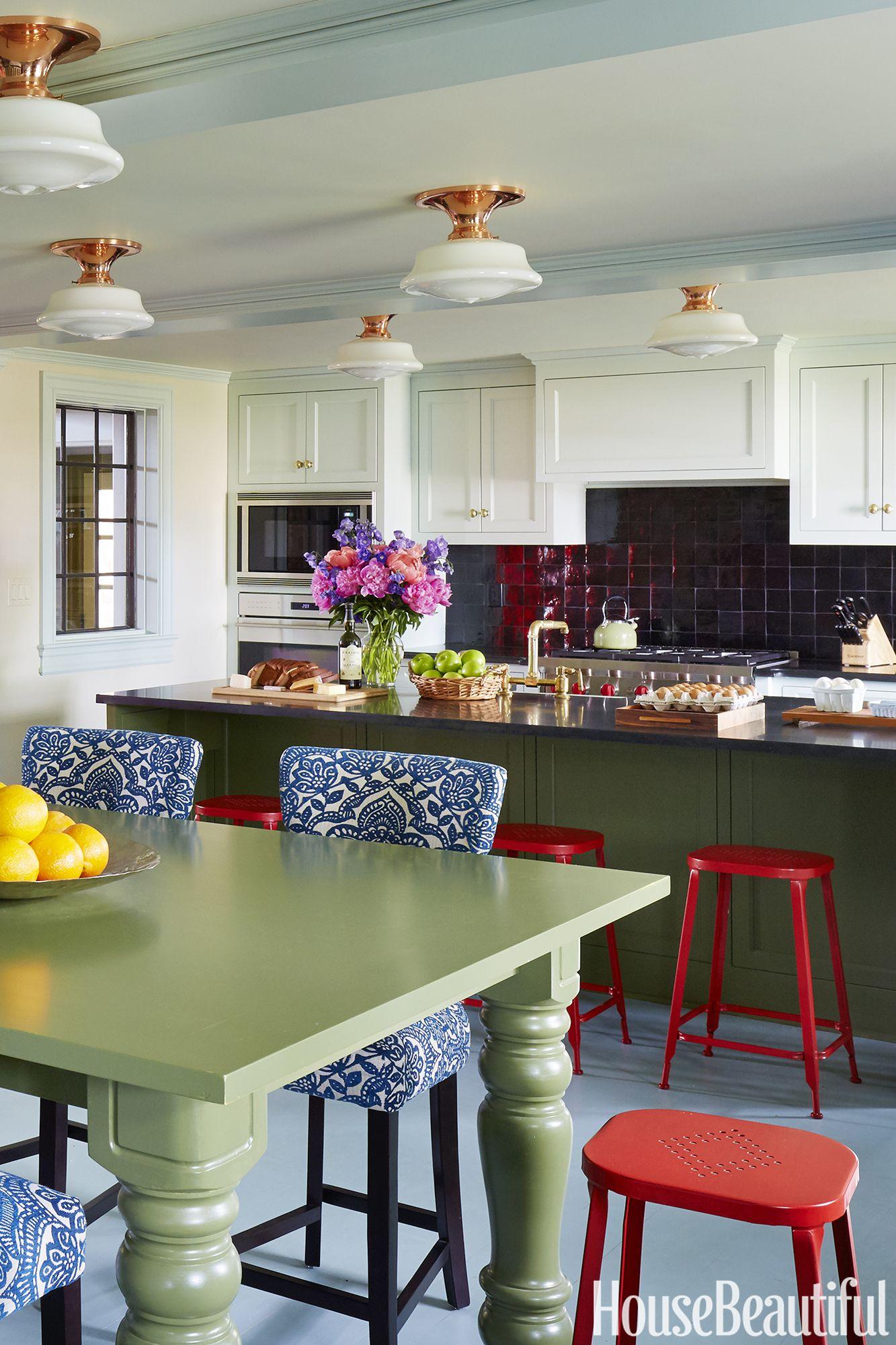 green kitchens ideas for green kitchen design