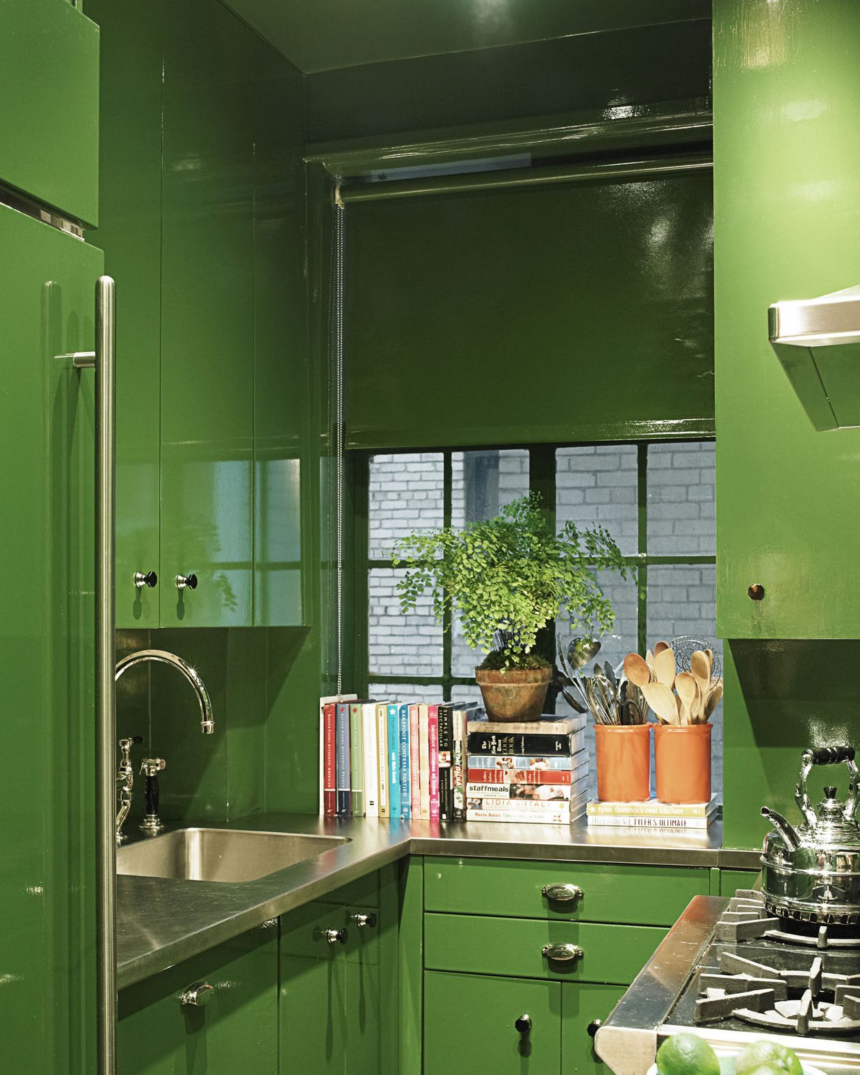 Ideas For Green Kitchen Design
