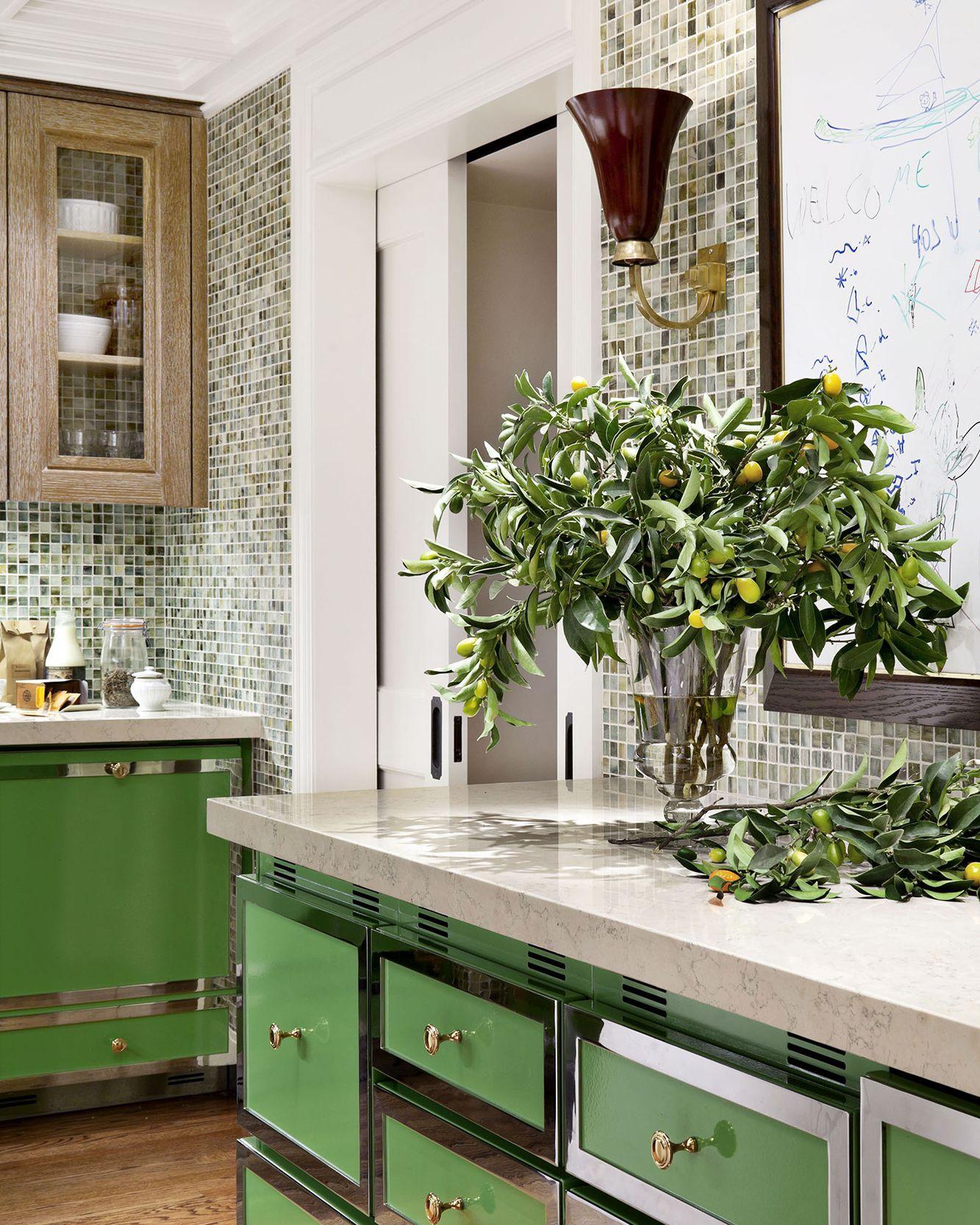 green la cornue cabinets