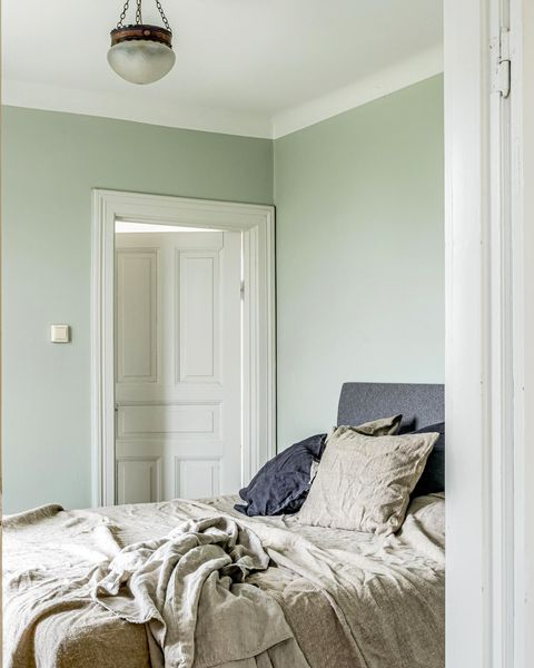 Colour scheme ideas for bedrooms, calming bedroom paint ...