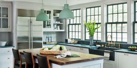 48 Best Kitchen Lighting Fixtures - Chic Ideas for Kitchen Lights