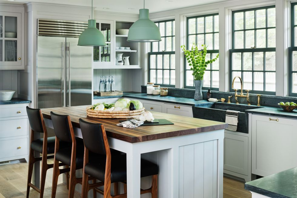 Kitchen Lighting Ideas & 48 Best Kitchen Lighting Fixtures - Chic Ideas for Kitchen Lights