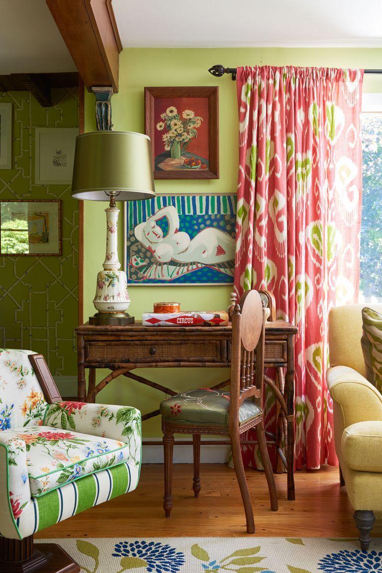 Curtains ideas living room Bedroom Curtain Ideas Elle Decor 50 Inspiring Curtain Ideas Window Drapes For Living Rooms