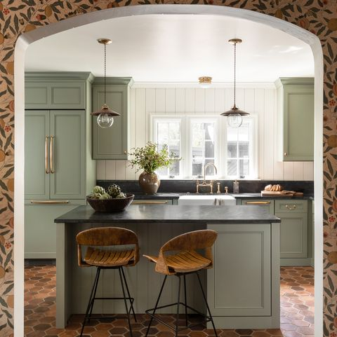 What Are Shaker Cabinets A Look At The, Shaker Style Kitchen Cabinet Colors