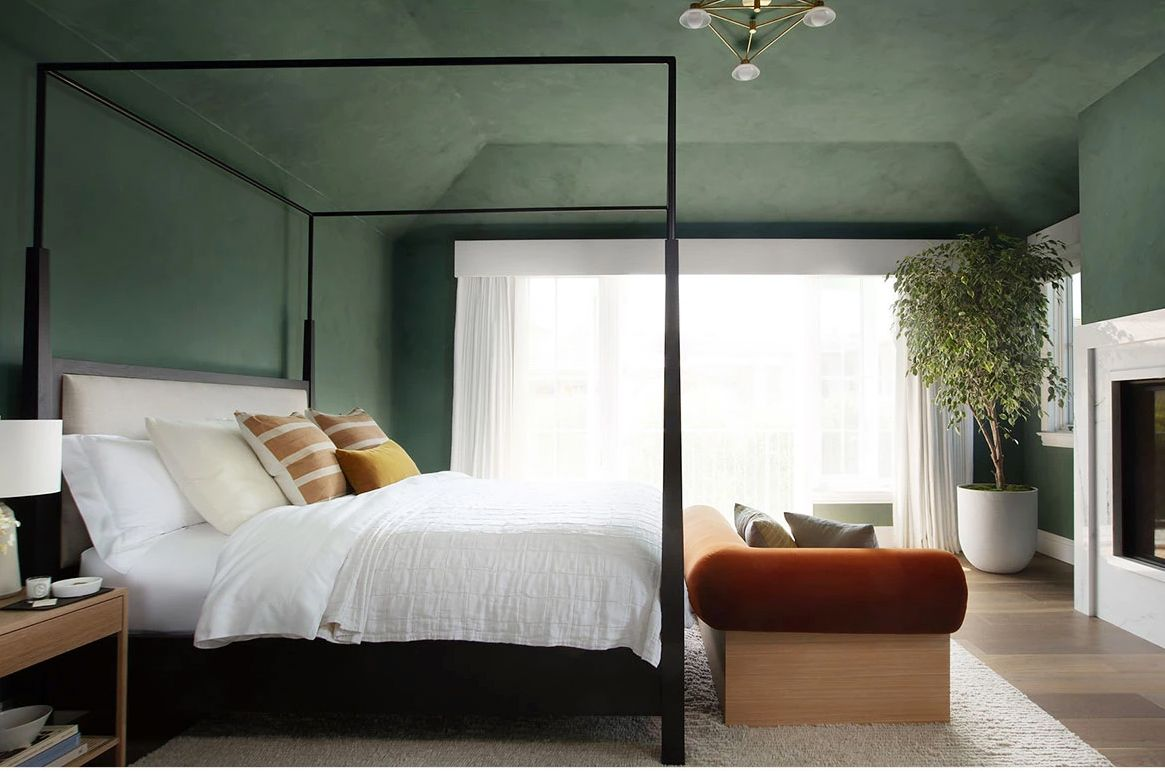 Green Room Decorating Ideas