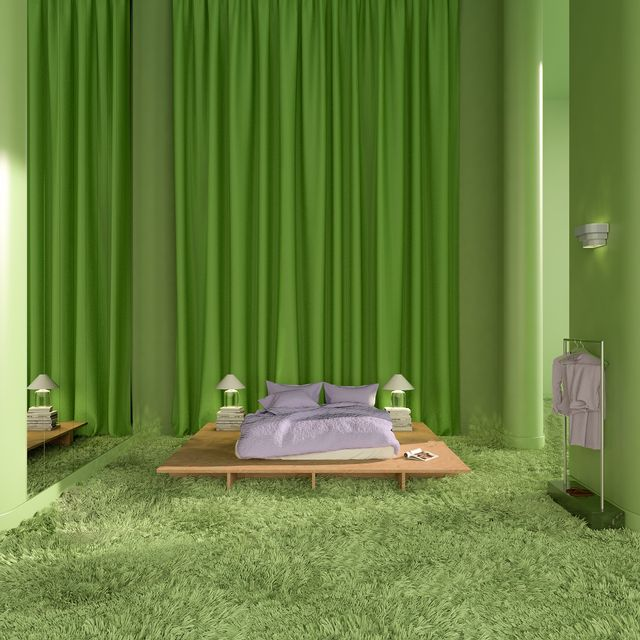 green sanctuary by annabroeng