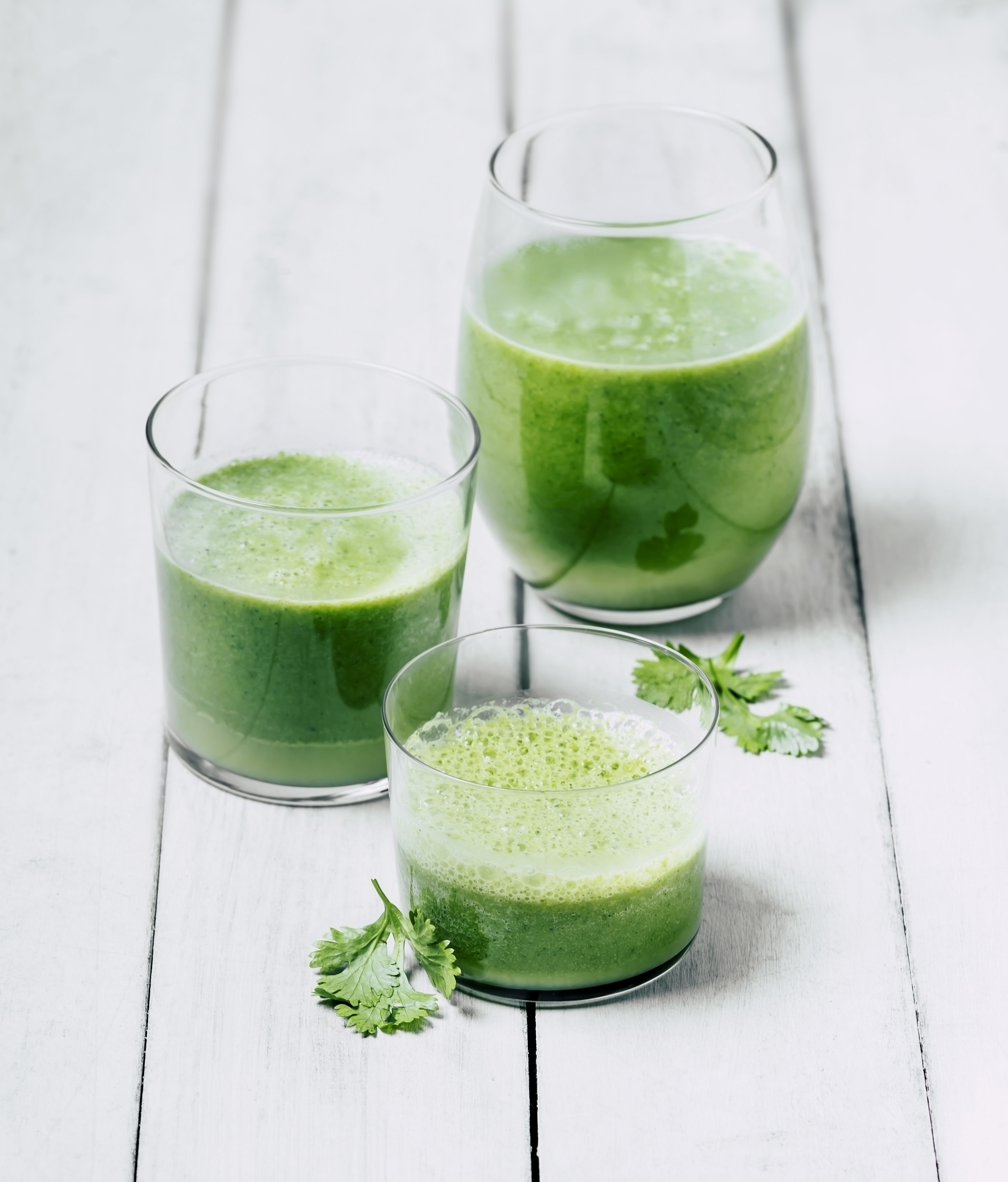 The 12 Best Healthy Green Juice Recipes You Can Make With A Blender Or Juicer