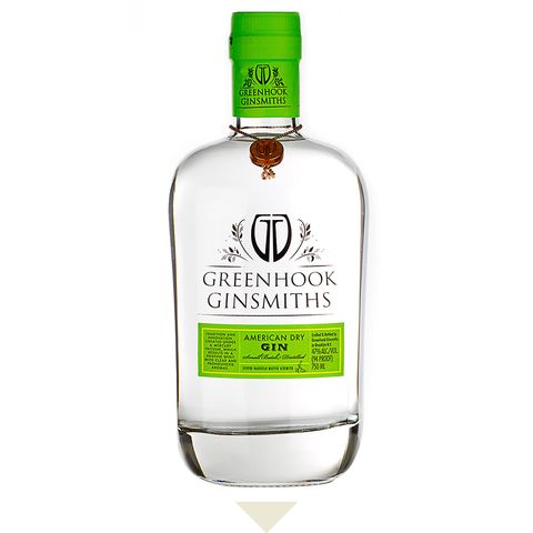 ginebra de Greenhook Ginsmiths