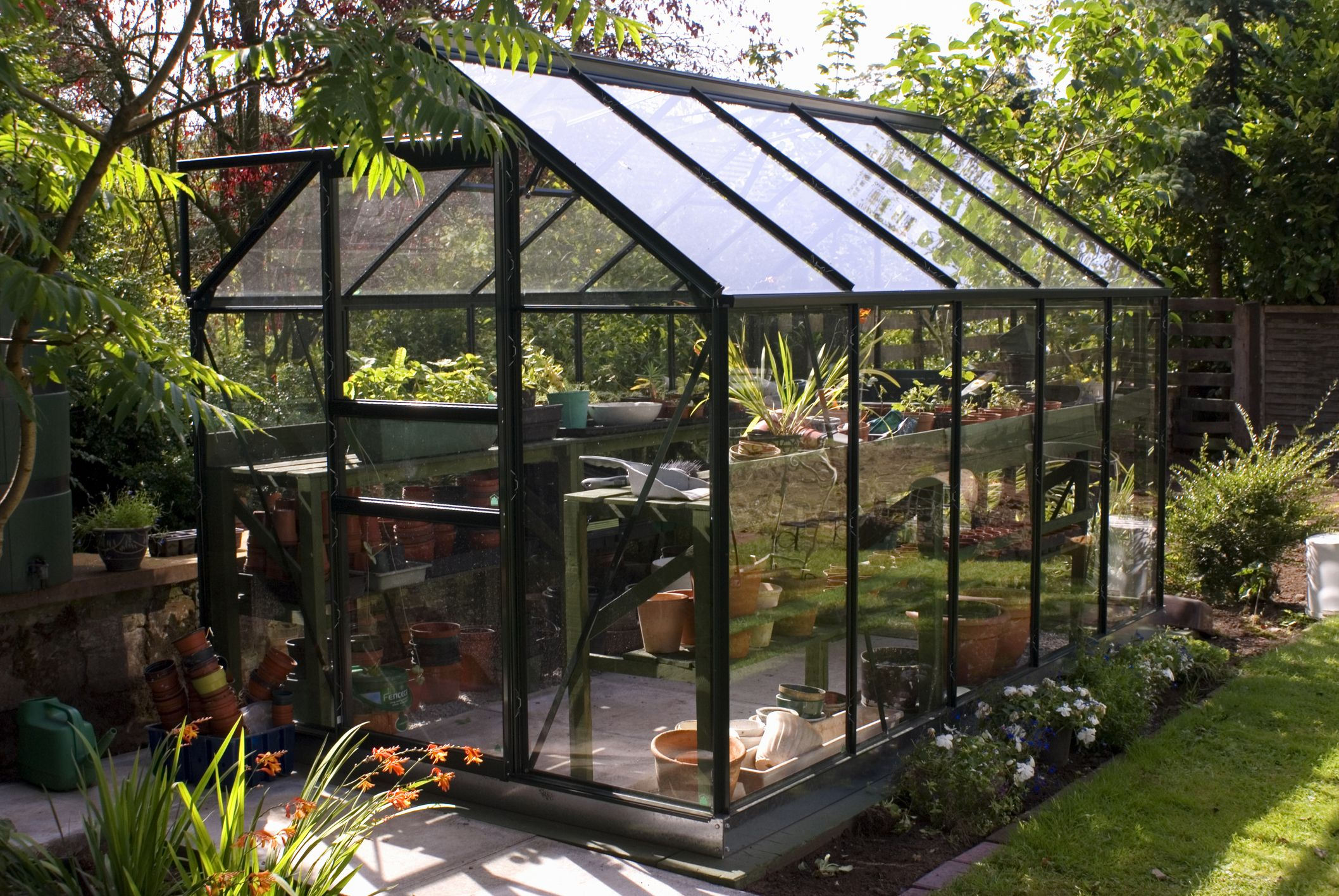 5 things to consider before buying a greenhouse