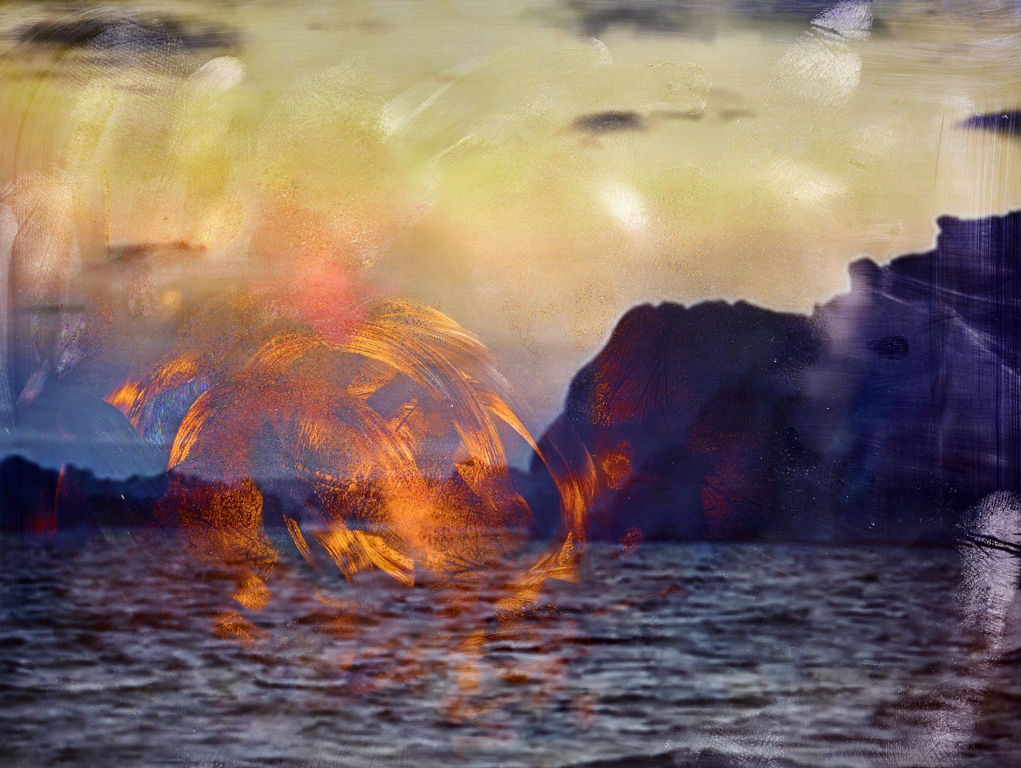 """Greenland Shrinking,""by Tabitha Soren."