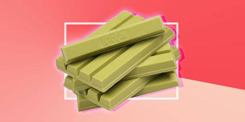 Green Tea Kit Kats are finally coming to the UK