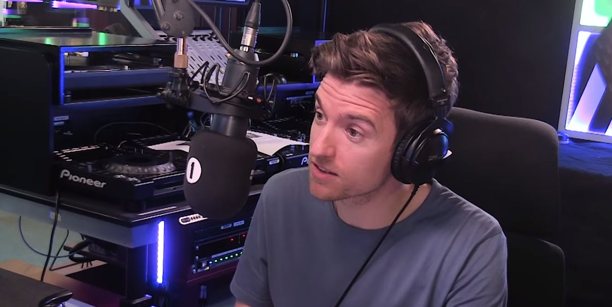 Radio 1's Greg James fails to show up for the morning show after Brit Awards