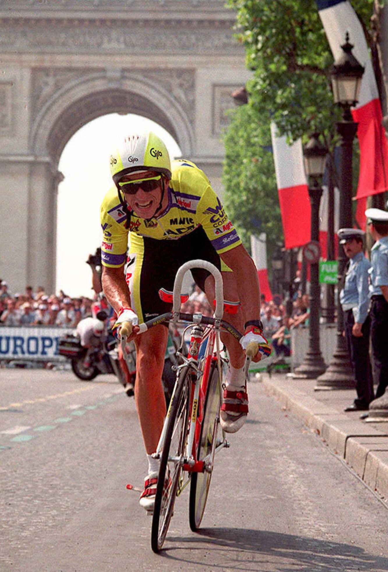 Greg Lemond S 1989 Tour De France Win The Greatest Comeback In Sports History