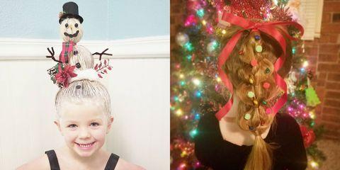Event, Christmas decoration, Headgear, Costume accessory, Eyelash, Hair accessory, Holiday, Headpiece, Christmas ornament, Christmas,
