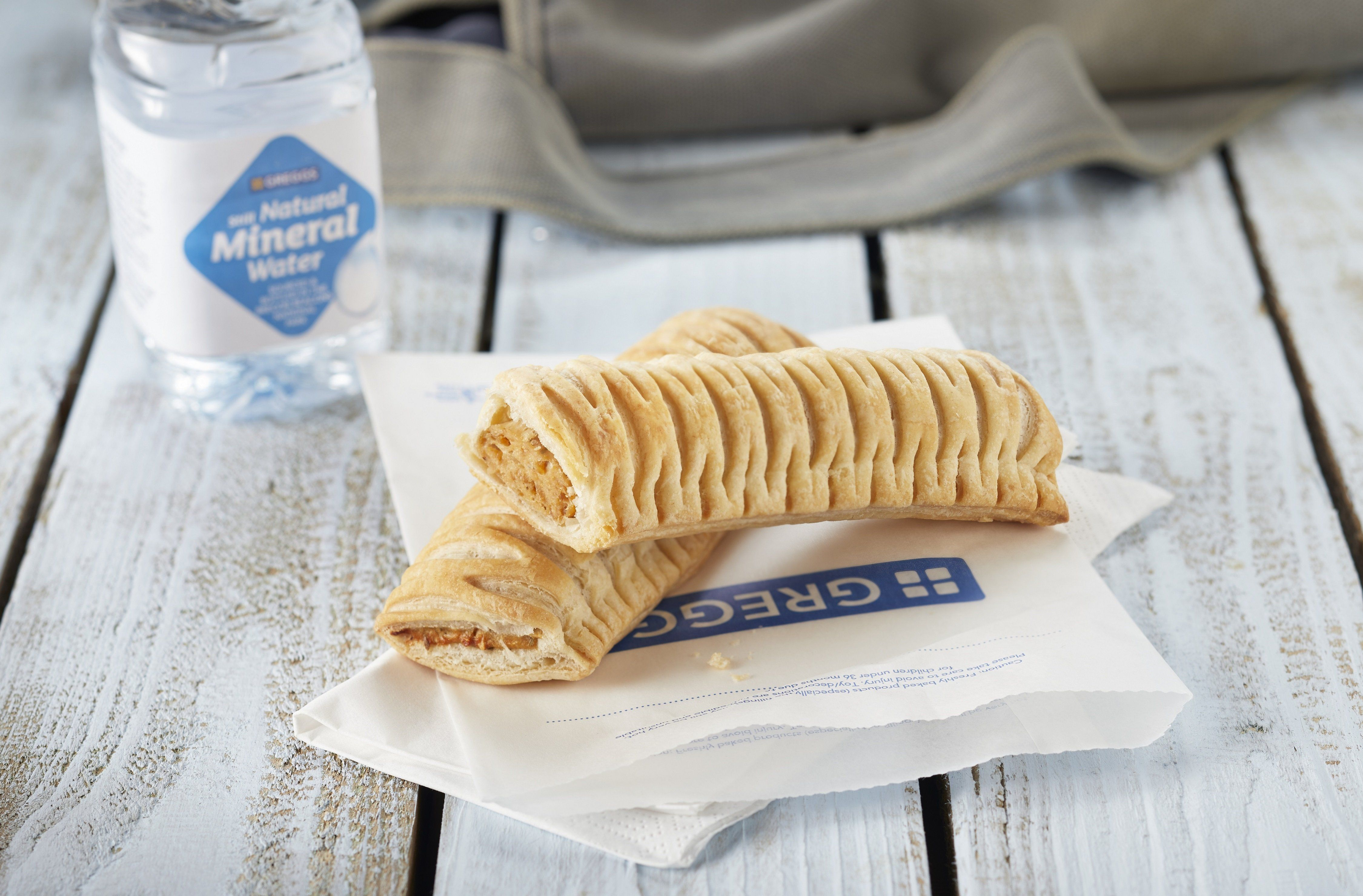 You Could Win Free Greggs Delivered To Your Door For A Year If Your Name Is Greg