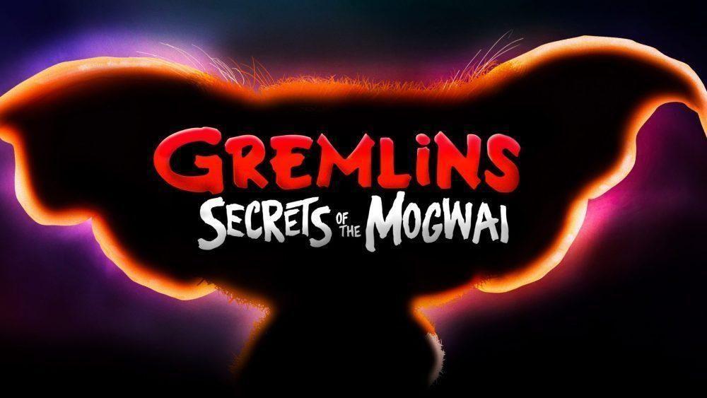 Gremlins Secrets of the Mogwai Animación - Serie Animada Gizmo