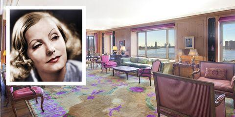 Room, Purple, Property, Violet, Interior design, Pink, Furniture, House, Building, Living room,