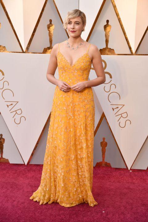 Academy Awards Greta Gerwig