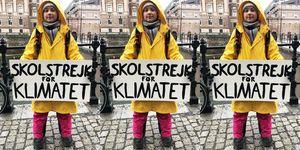 Greta Thunberg, forum voor democratie, klimaat