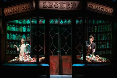Grange Park's Hansel & Gretel is bold, beautiful and bewitching
