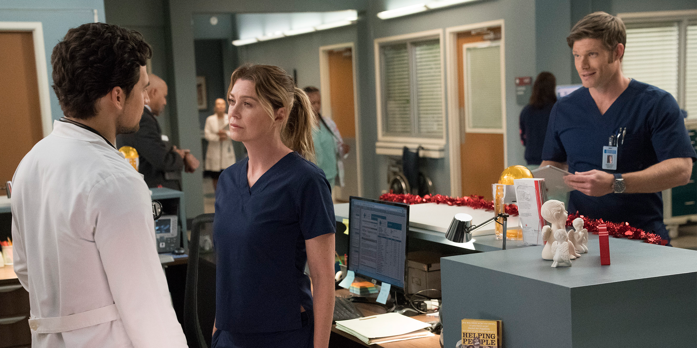 Everything You Need to Know Ahead of the Season 16 Premiere of 'Grey's Anatomy'