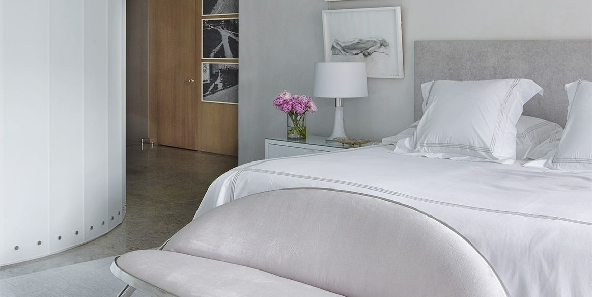 Grey Bedrooms With Stylish Design - Gray Bedroom Ideas