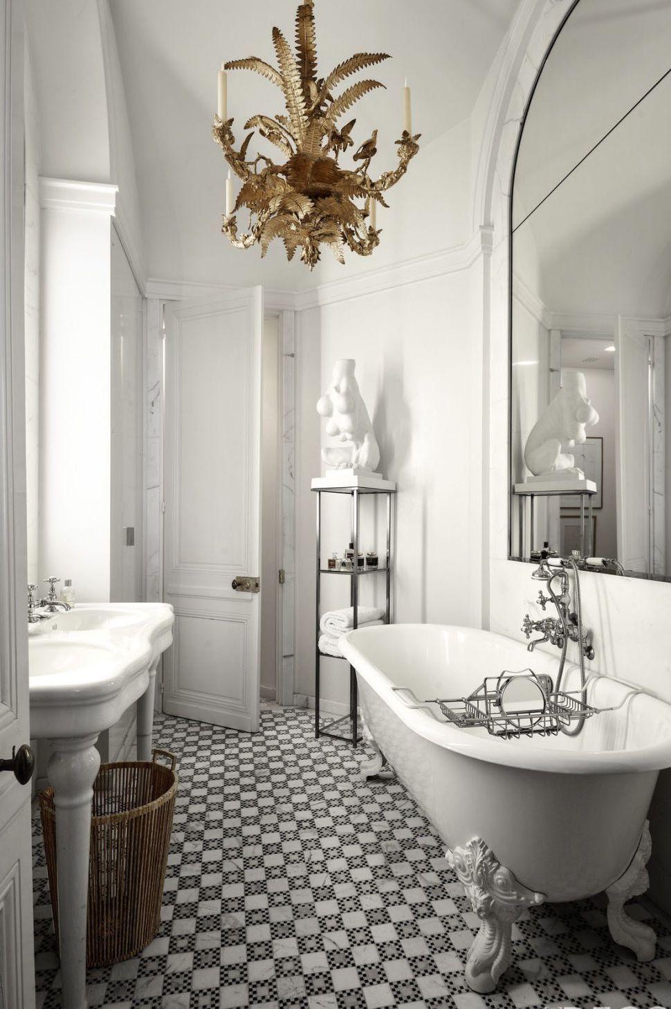Modern bathrooms Tiles Modern Bathroom Ideas Elle Decor 25 Best Modern Bathrooms Luxe Bathroom Ideas With Modern Design
