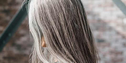 Grey Hair This Is What Makes Your Hair Go Grey And How To Stop It