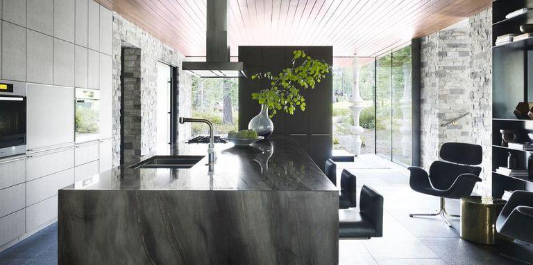 14 Best Grey Kitchen Cabinets Design Ideas With Grey
