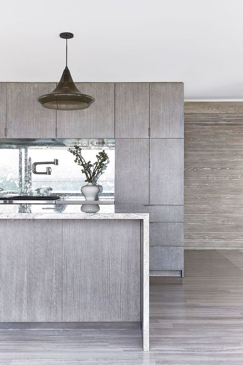 Grey Kitchen Design: 14 Best Grey Kitchen Cabinets