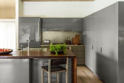 Grey Kitchen Cabinets Designs 14 best grey kitchen cabinets - design ideas with grey cabinets