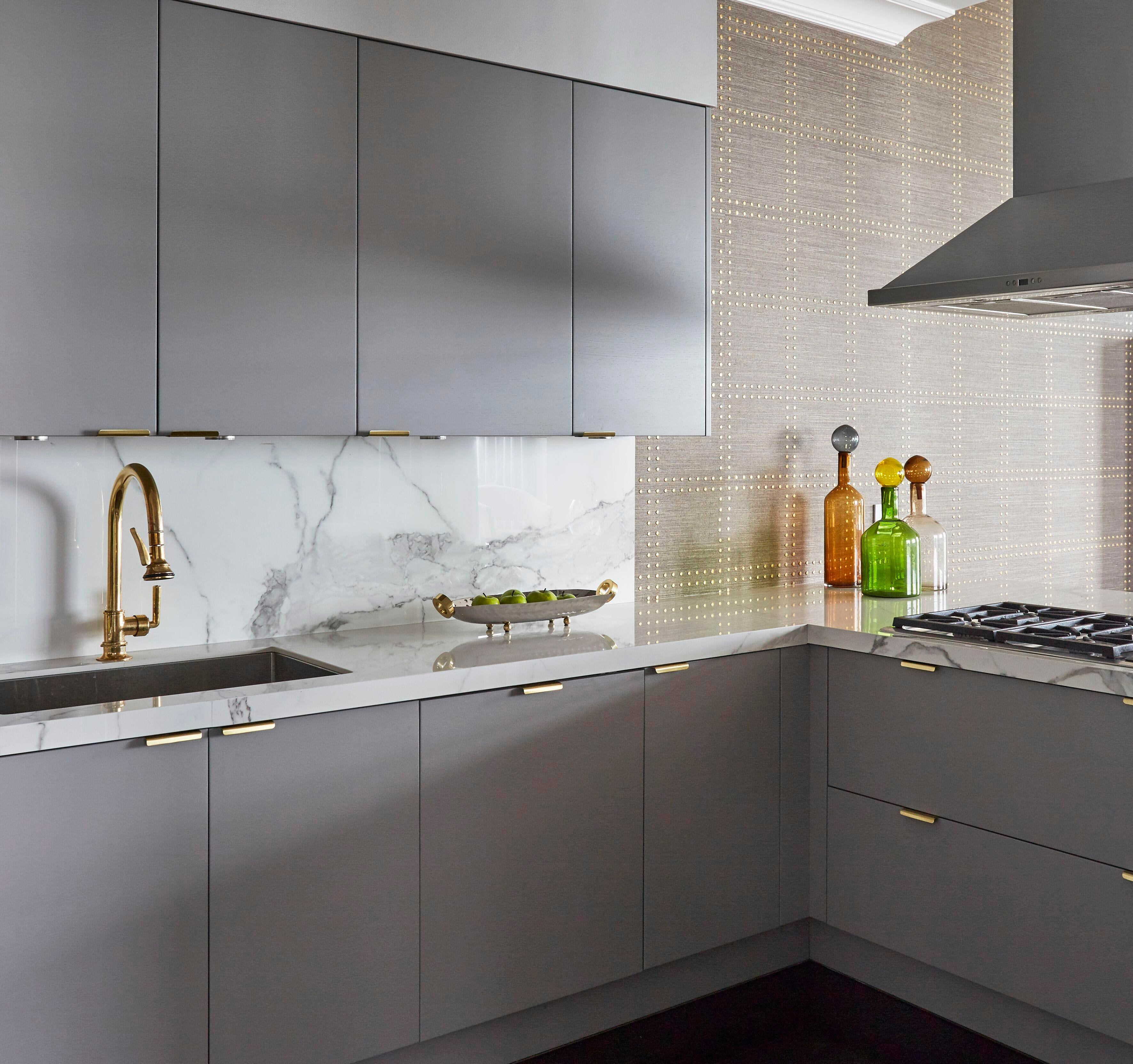 9 Sophisticated Gray Kitchen Ideas   Chic Gray Kitchens