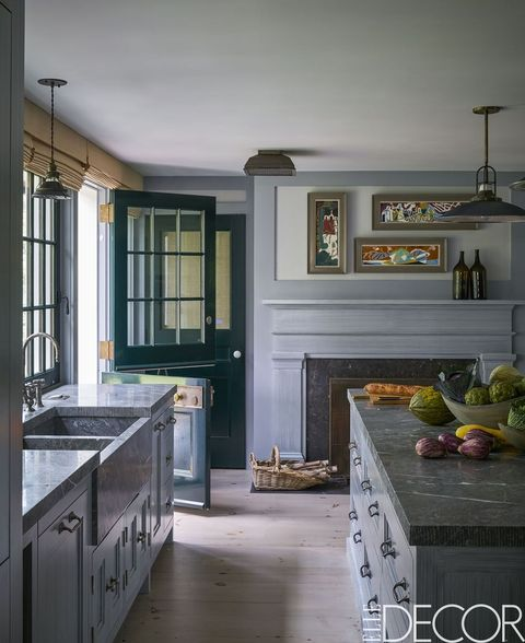 Photos Of Modern Gray Kitchen