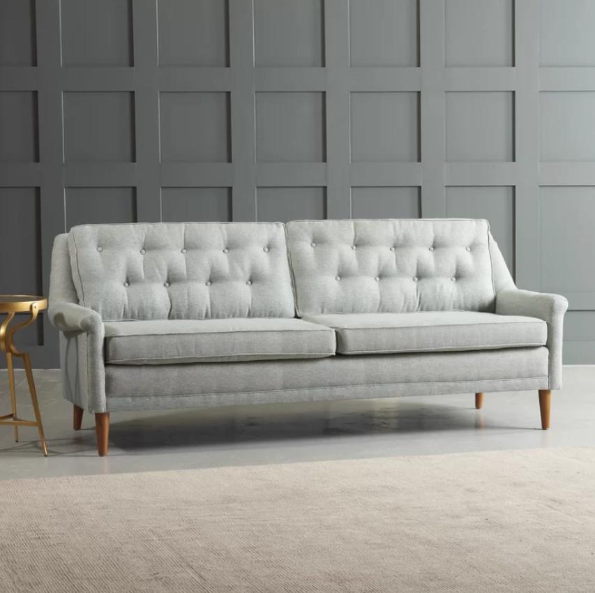 Charmant Grey Sofa