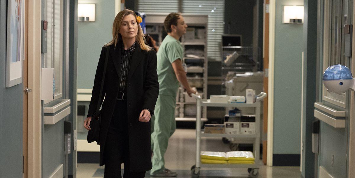 Grey's Anatomy, 15esima stagione