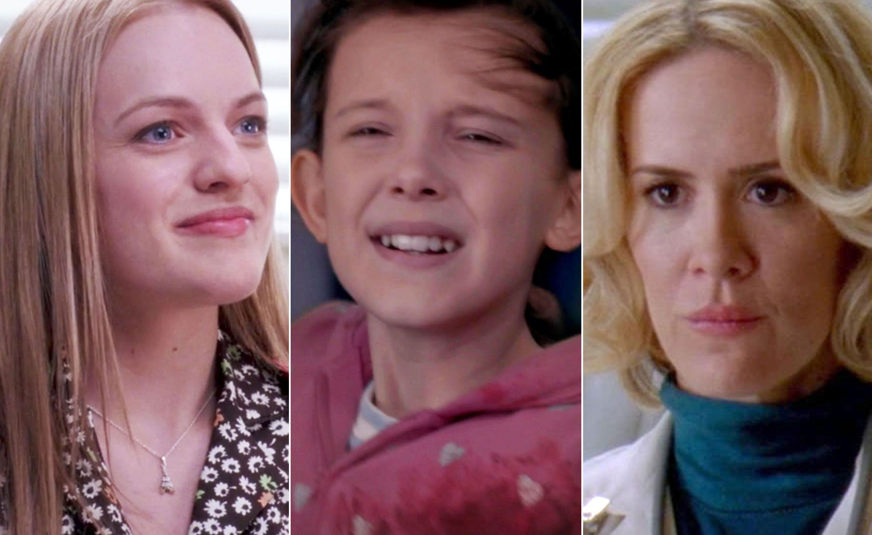Huge Stars You Forgot Were On Grey S Anatomy From Millie Bobby Brown To Sarah Paulson