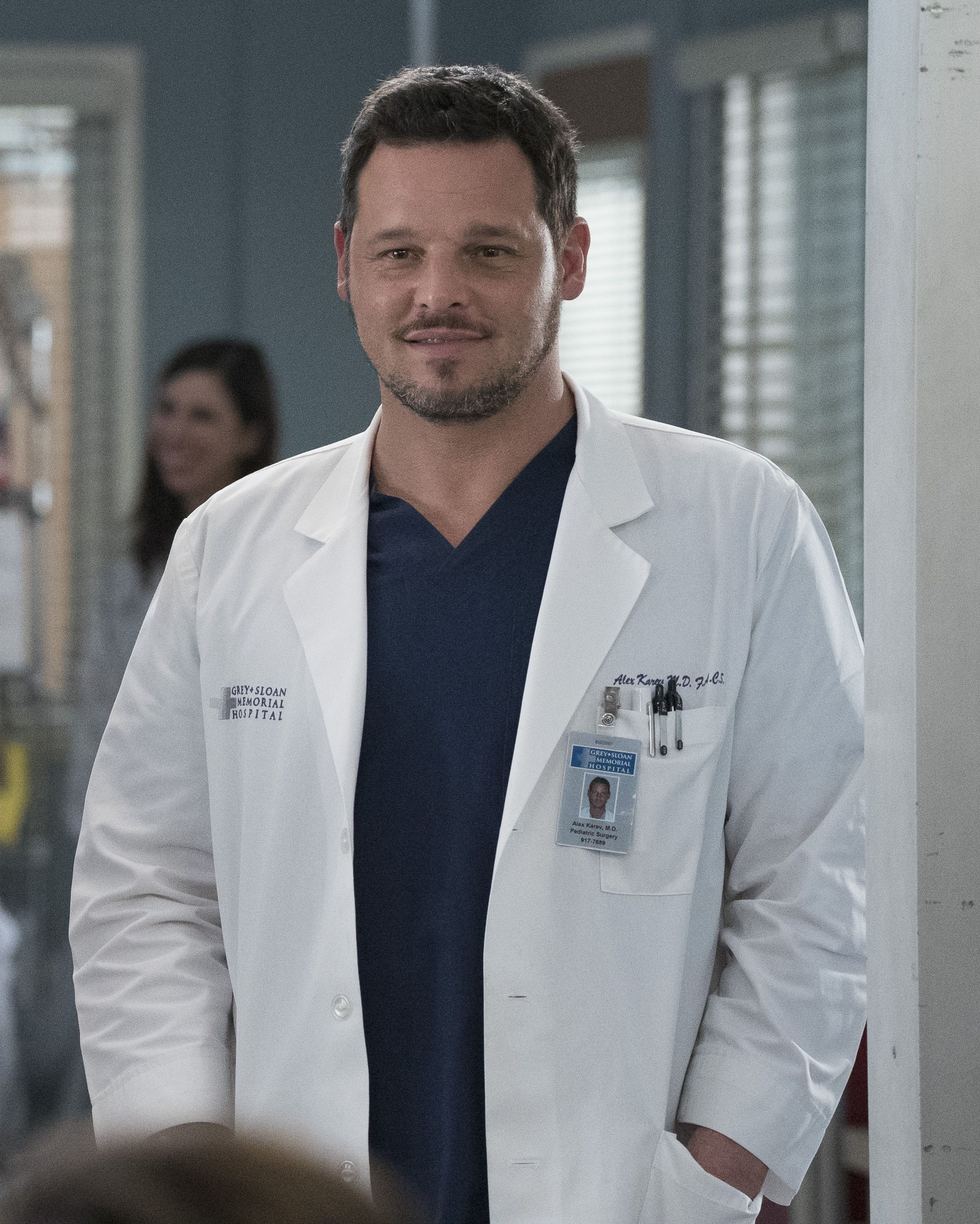 Greys Anatomy PHOTOS Greys Anatomy Season 15 Merediths New Man ...