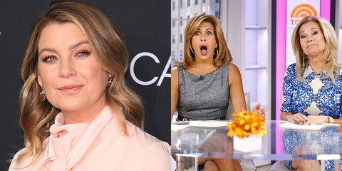 """'Grey's Anatomy' Fans Stick By Ellen Pompeo After """"Lay Off the Booze"""" Tweet Goes Viral"""