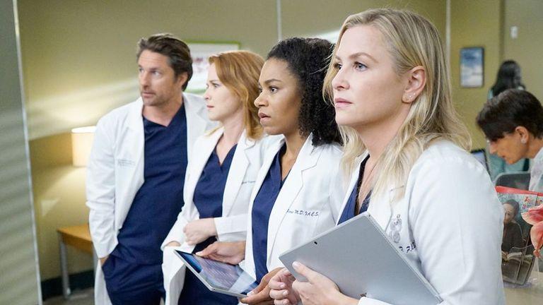 Greys Anatomy Fires April Arizona Jessica Capshaw Sarah Drew