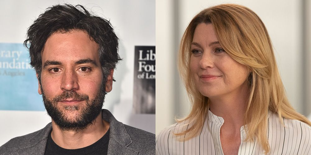 Greys Anatomy Fans Are Losing It After Learning Josh Radnor Is