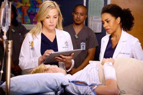 Grey\'s Anatomy Season 13 Episode 11 Recap - Grey\'s Anatomy Jukebox Hero