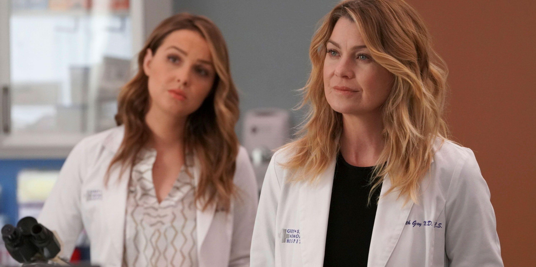 Grey\'s Anatomy\' Season 15 Premiere - Chris Carmack and Alex Landi ...