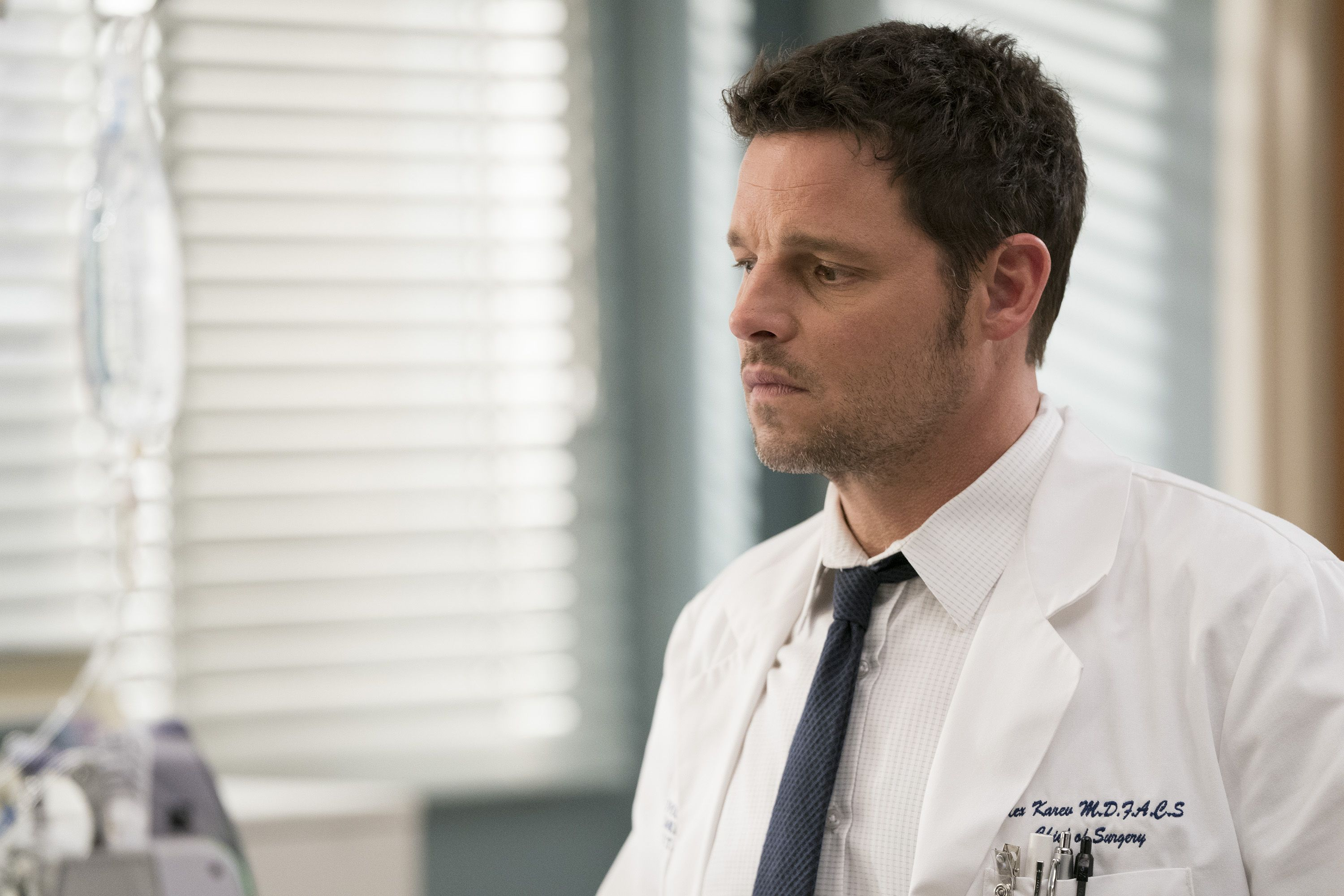 Grey's Anatomy fans unhappy over how Alex Karev is written out in latest episode