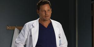 Grey's Anatomy season 15 - Justin Chambers as Dr Alex Karev