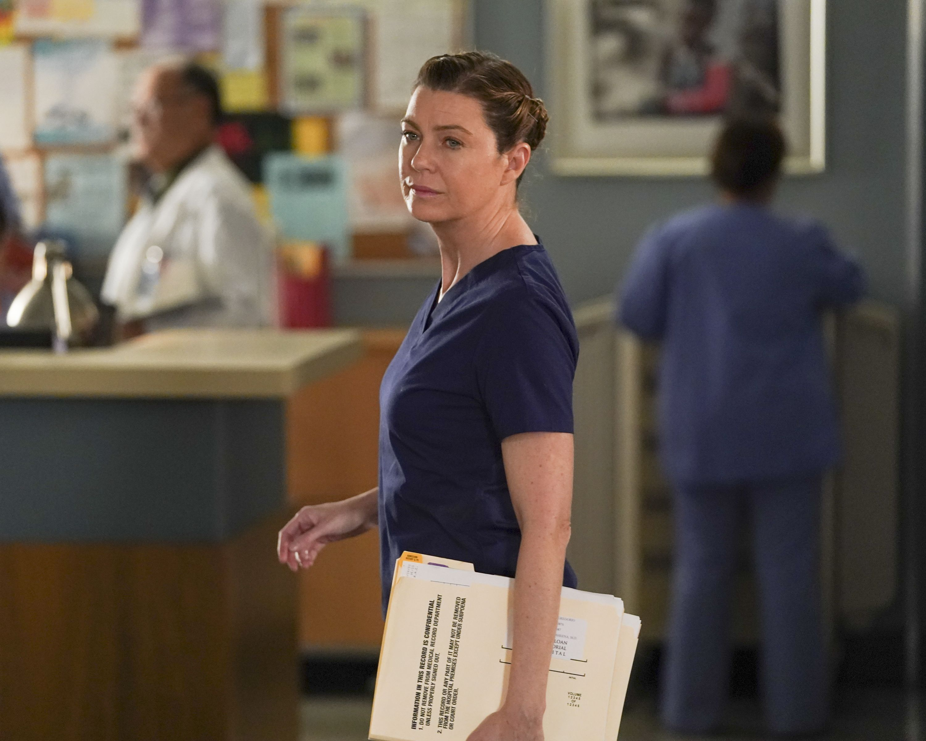 Grey S Anatomy Star Has Issue With One Of Show S Famous Scenes