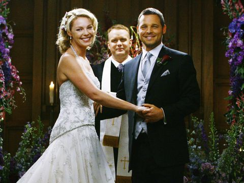 What Really Happens Behind The Scenes Of A Greys Anatomy Wedding