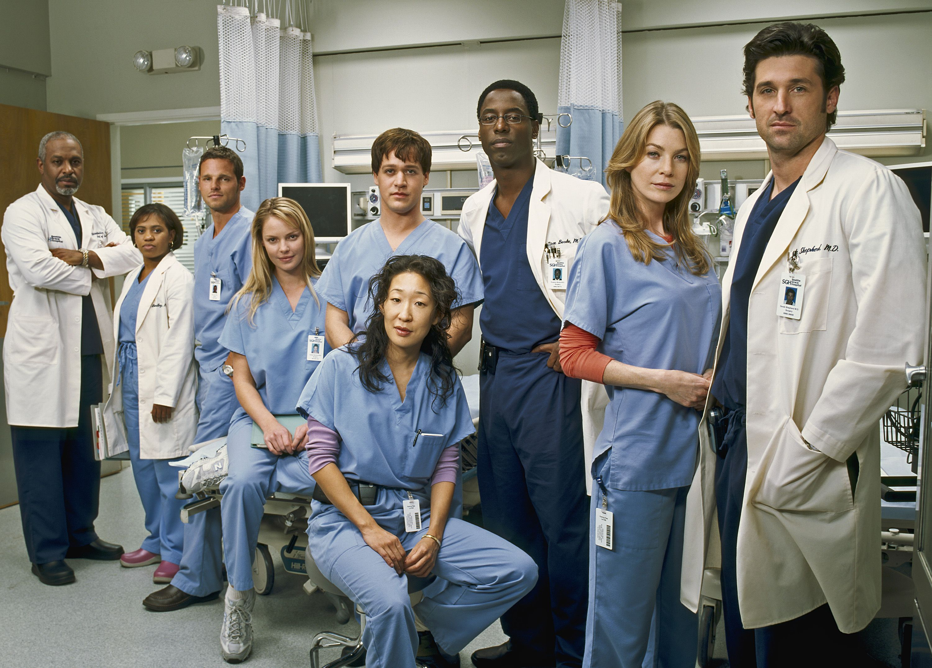 Holy McDreamy: Check Out the 'Grey's Anatomy' Cast Then & Now