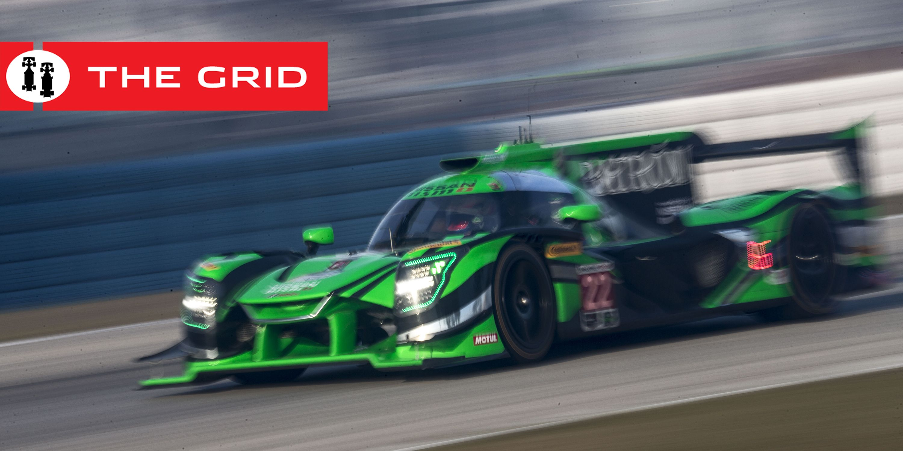 Tequila Patron ESM Nissan Wins the 2018 12 Hours of Sebring